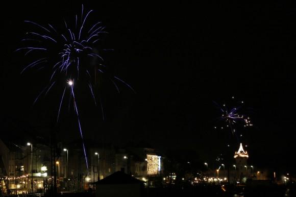 1|52 Feuerwerk am Rhein.